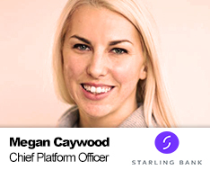 Megan Caywood Starling Bank