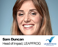 Sam Duncan LeapFrog Investments