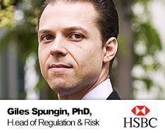 Giles Spungin HSBC