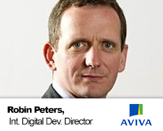 Robin Peters AVIVA